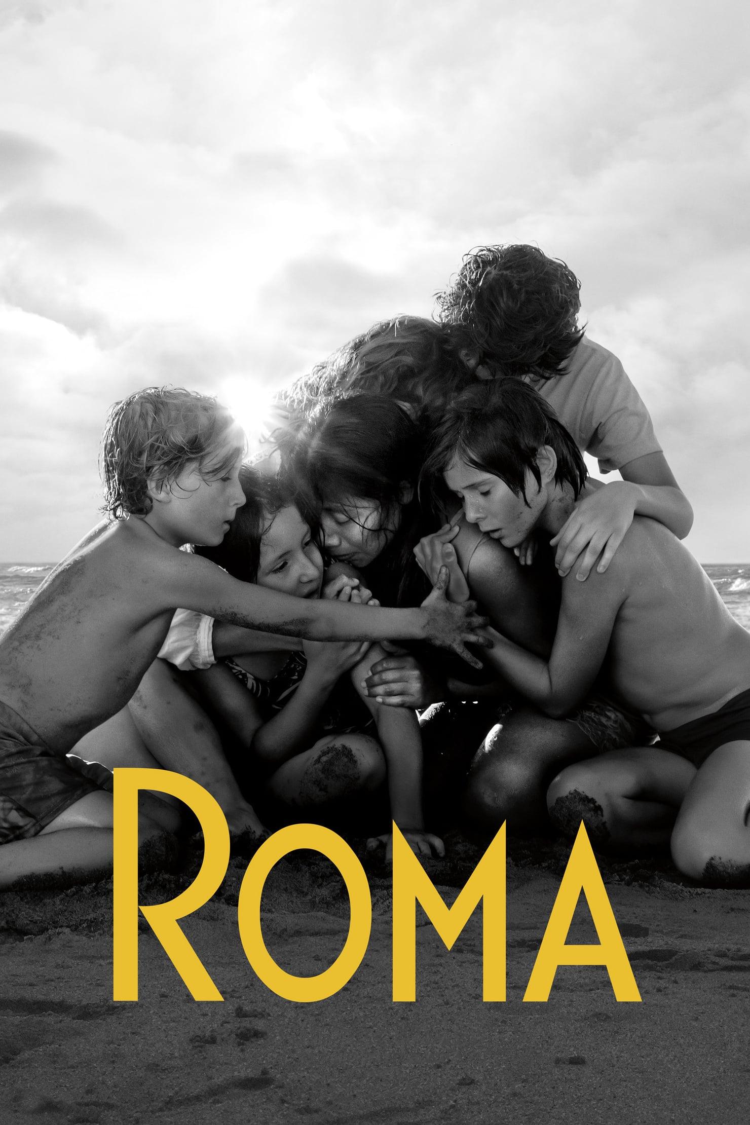 دانلود فیلم Roma 2018 با دوبله فارسی