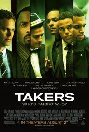 دانلود فیلم Takers 2010 با دوبله فارسی