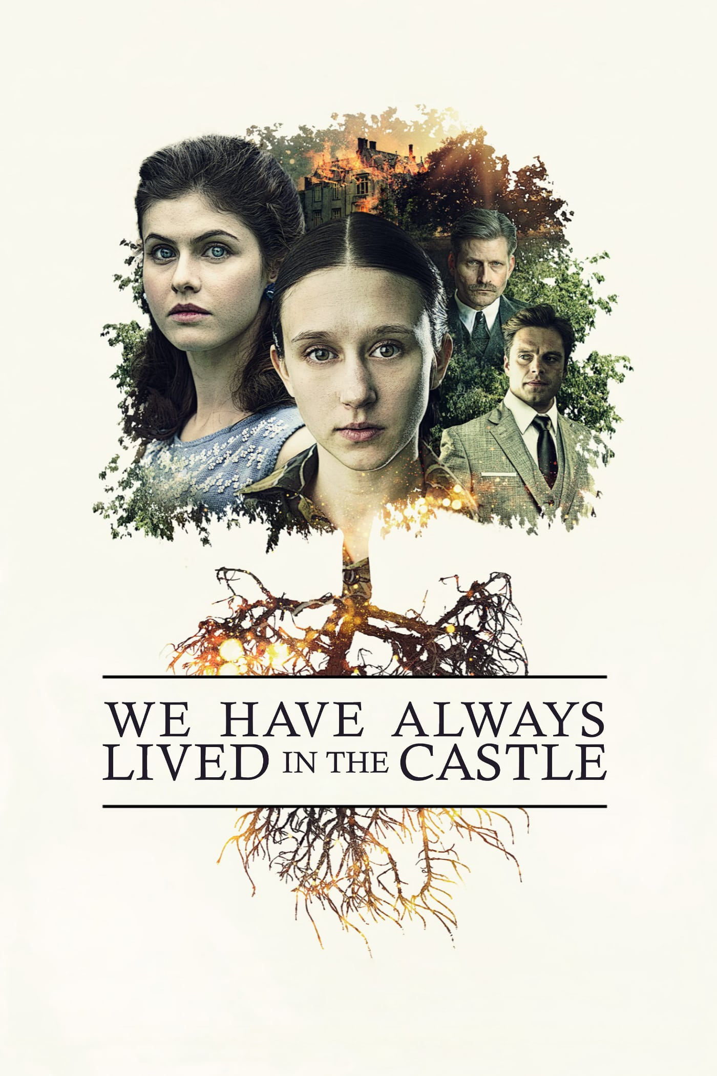 دانلود فیلم We Have Always Lived in the Castle 2018