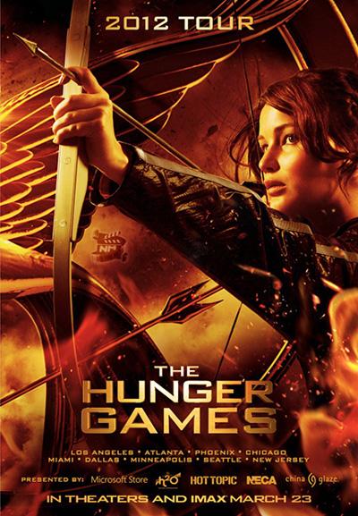 دانلود فیلم The Hunger Games 2012 با دوبله فارسی