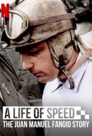 دانلود فیلم A Life of Speed: The Juan Manuel Fangio Story 2020