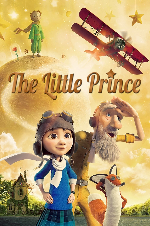 دانلود انیمیشن The Little Prince 2015 با دوبله فارسی