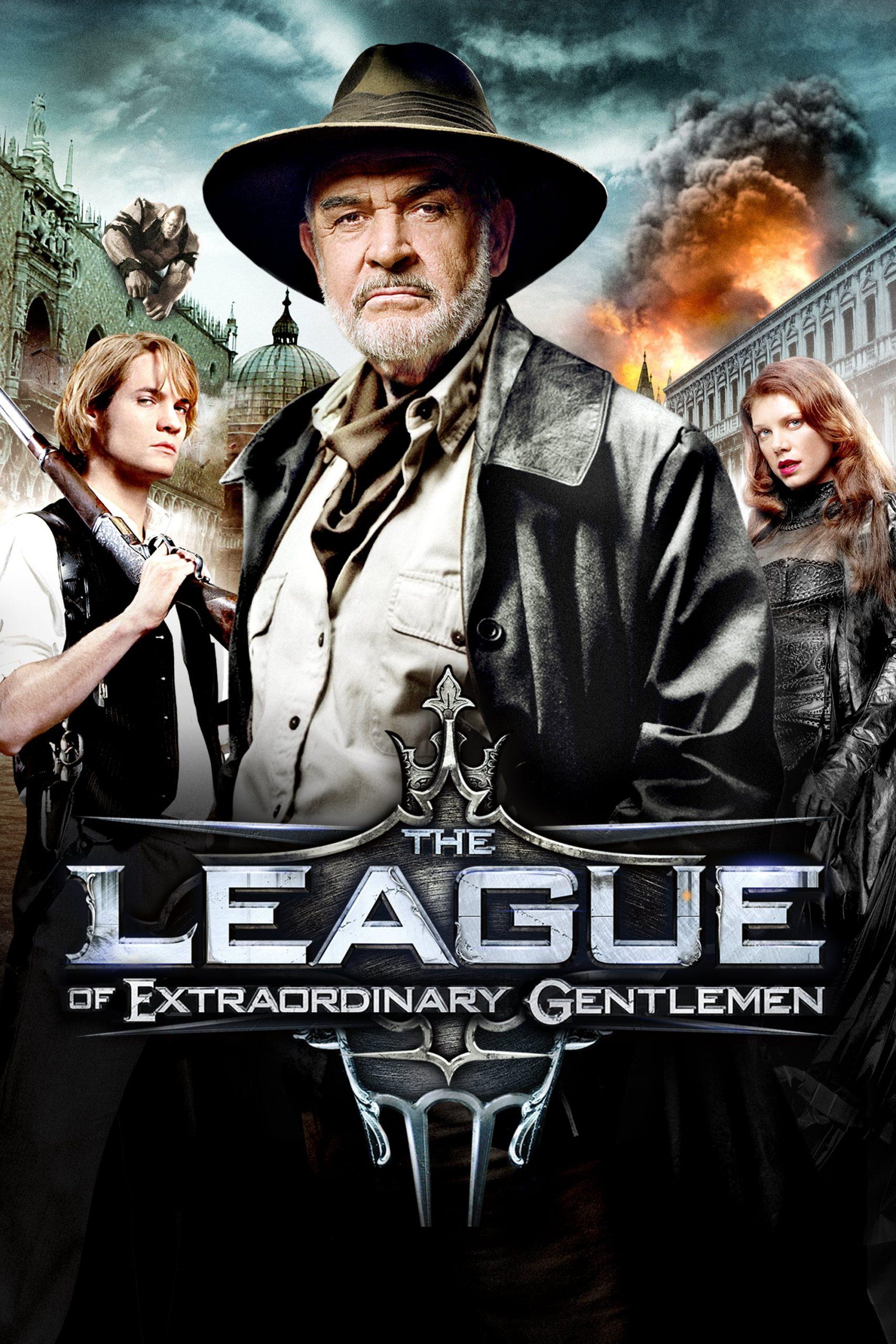 دانلود فیلم The League of Extraordinary Gentlemen 2003 با دوبله فارسی