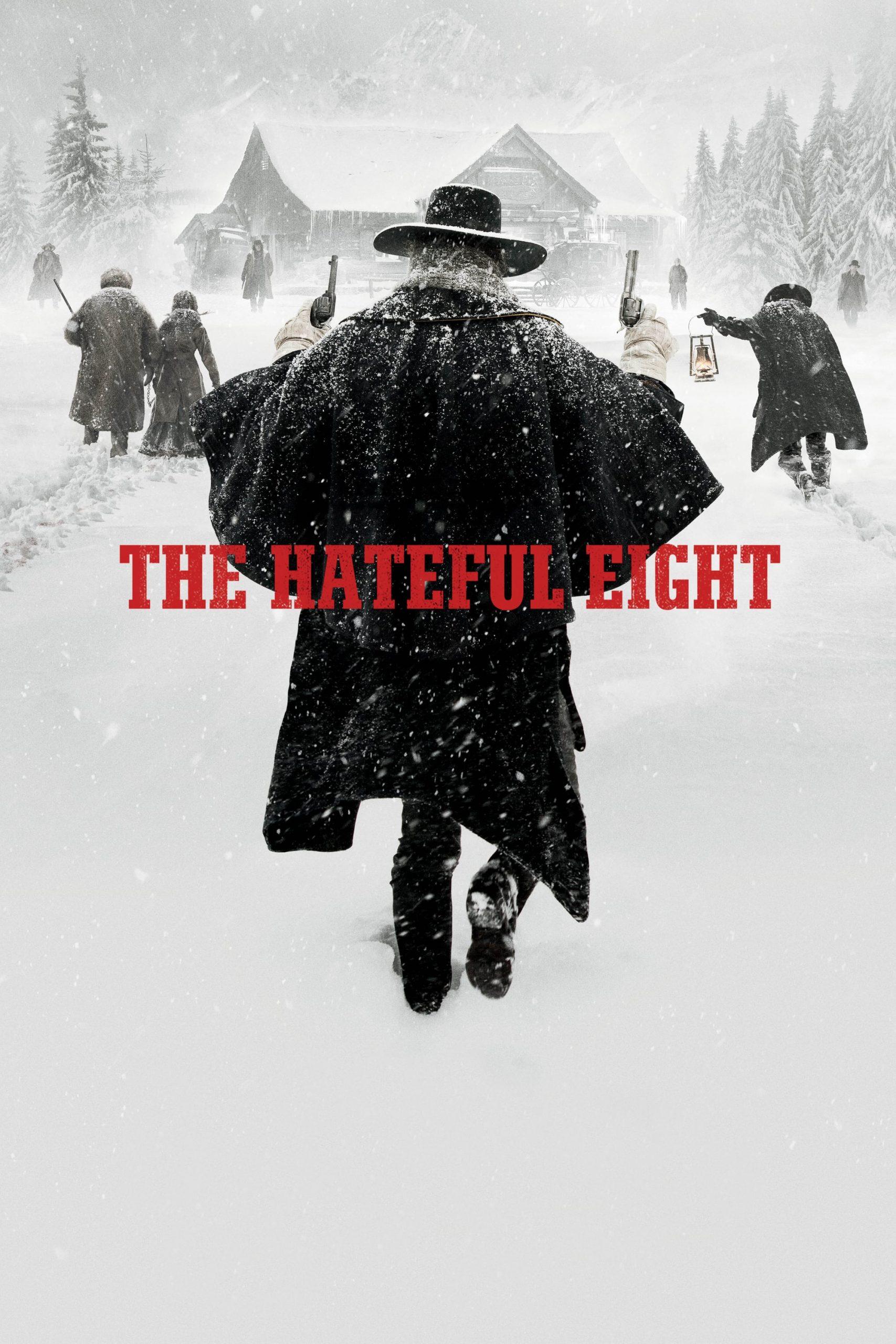 دانلود فیلم The Hateful Eight 2015 با دوبله فارسی