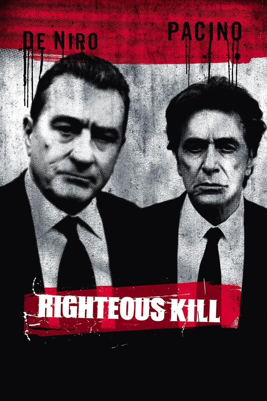 دانلود فیلم Righteous Kill 2008 با دوبله فارسی