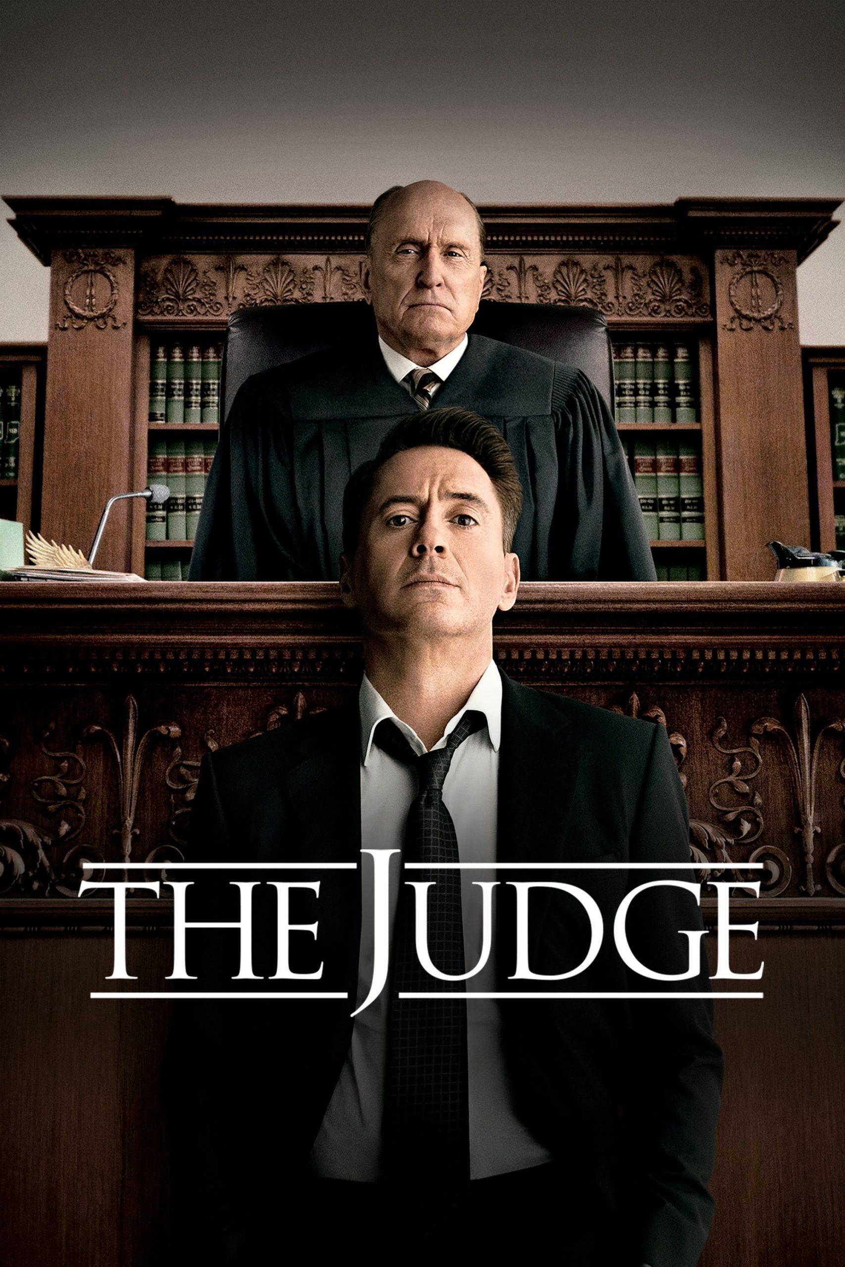 دانلود فیلمThe Judge 2014 با دوبله فارسی