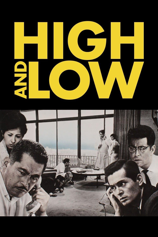 دانلود فیلم High and Low 1963