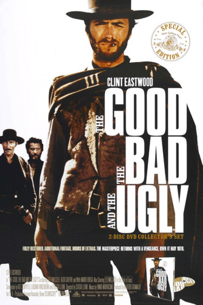 دانلود فیلم The Good the Bad and the Ugly 1966 با دوبله فارسی