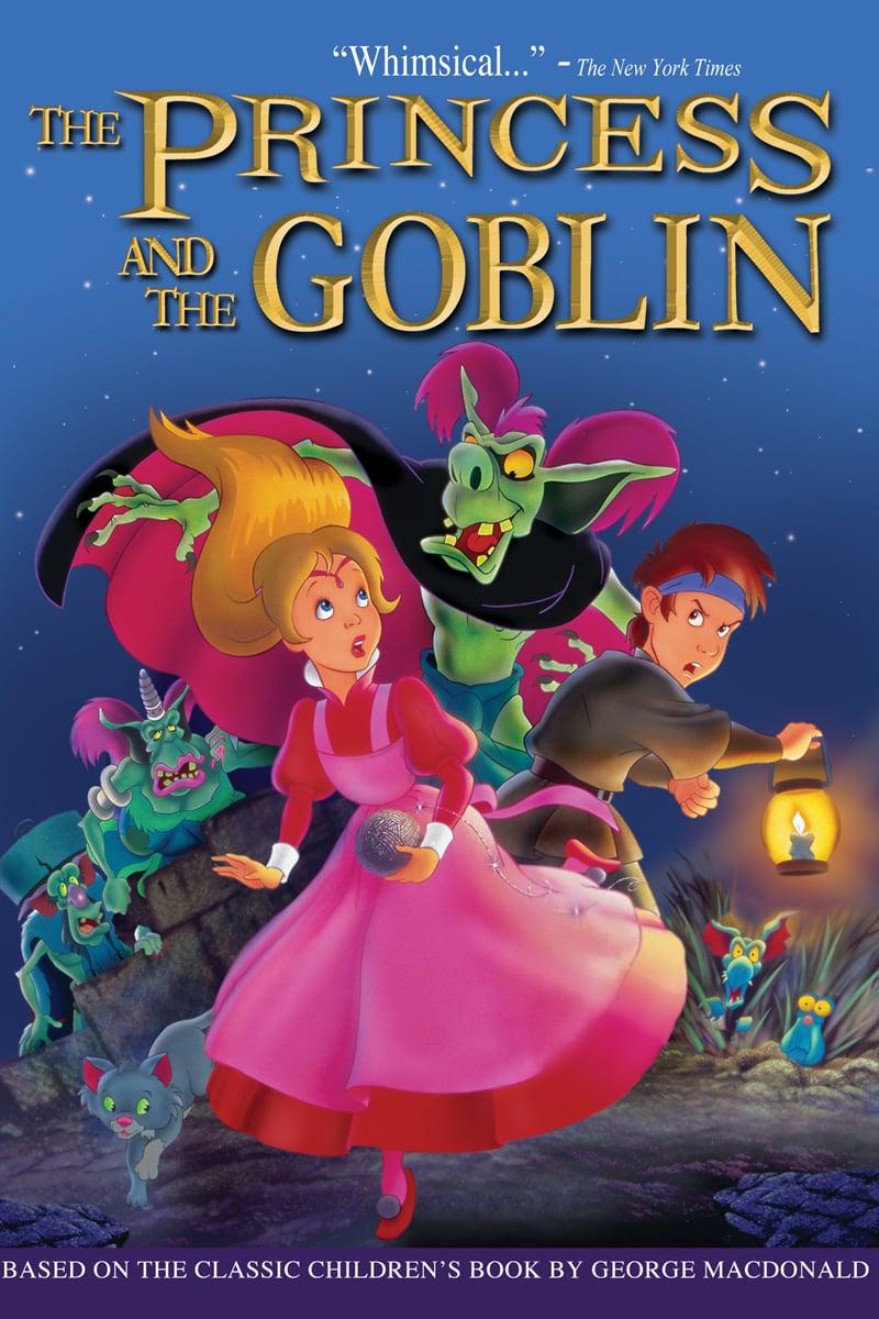 دانلود انیمیشن The Princess and the Goblin 1991 با دوبله فارسی
