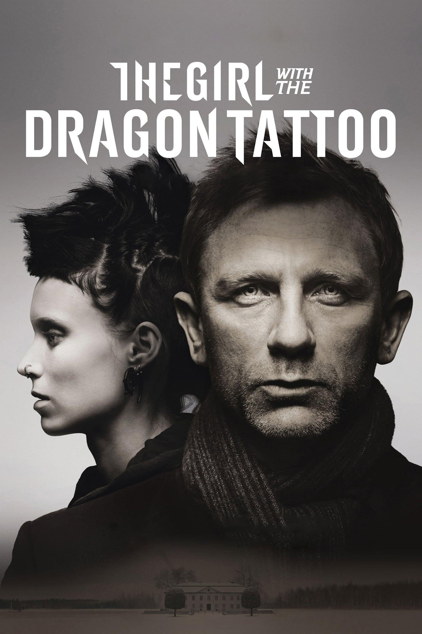 دانلود فیلم The Girl with the Dragon Tattoo 2011 با دوبله فارسی