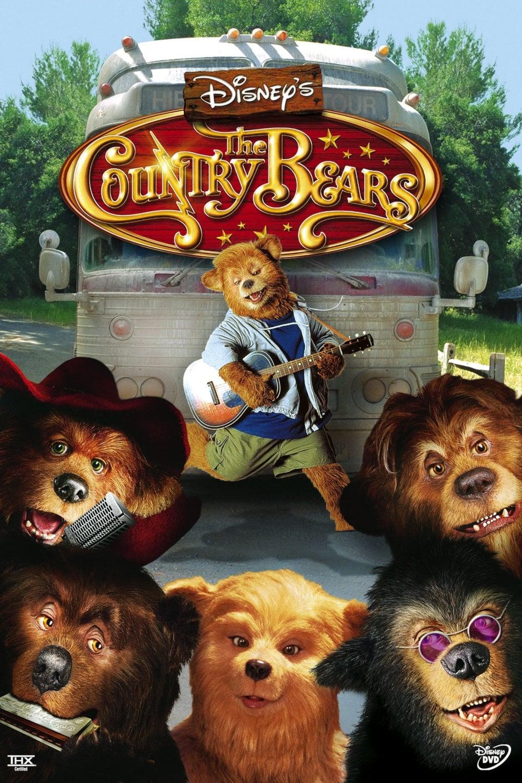 دانلود فیلم The Country Bears 2002 با دوبله فارسی