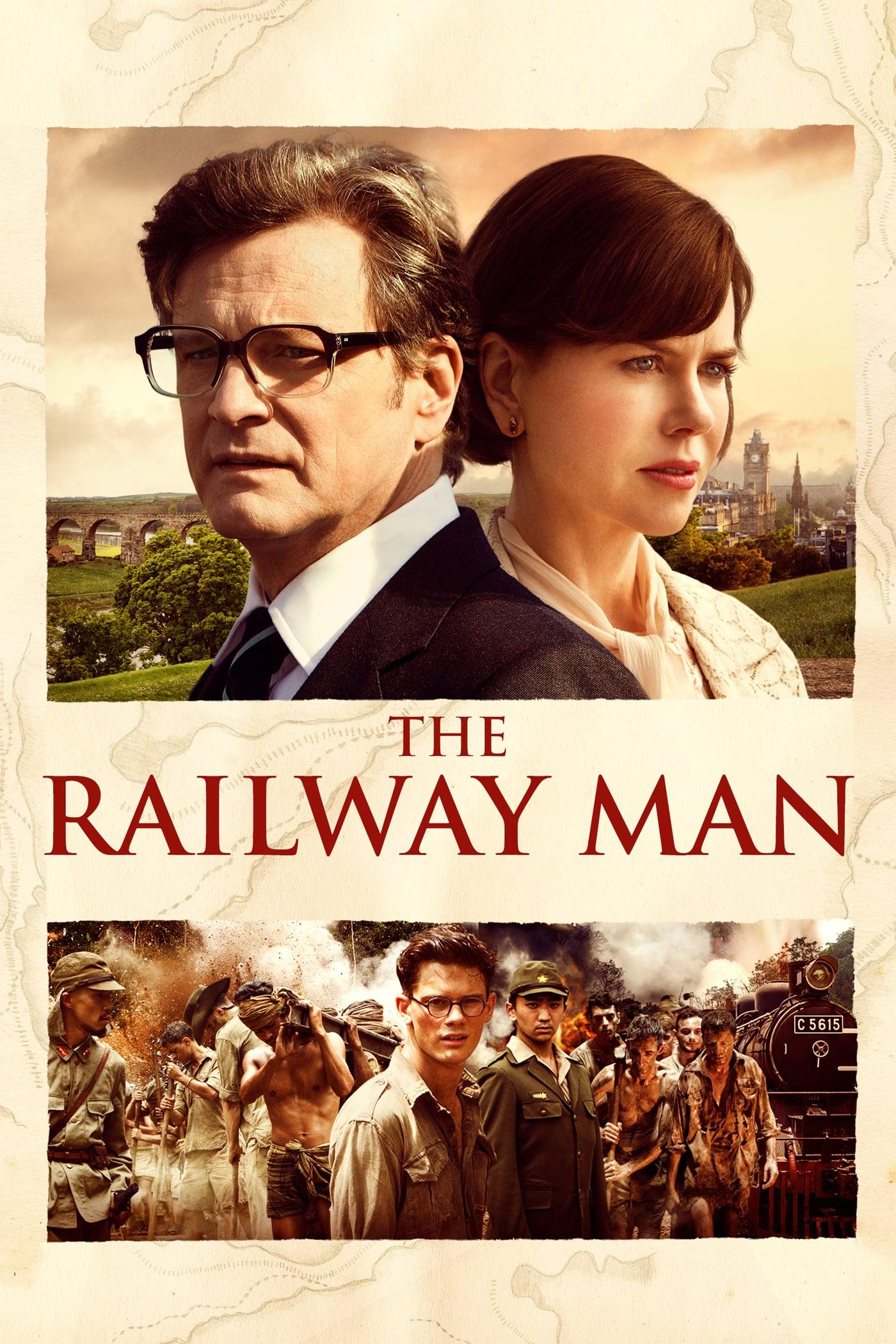 دانلود انیمیشن The Railway Man 2013 با دوبله فارسی