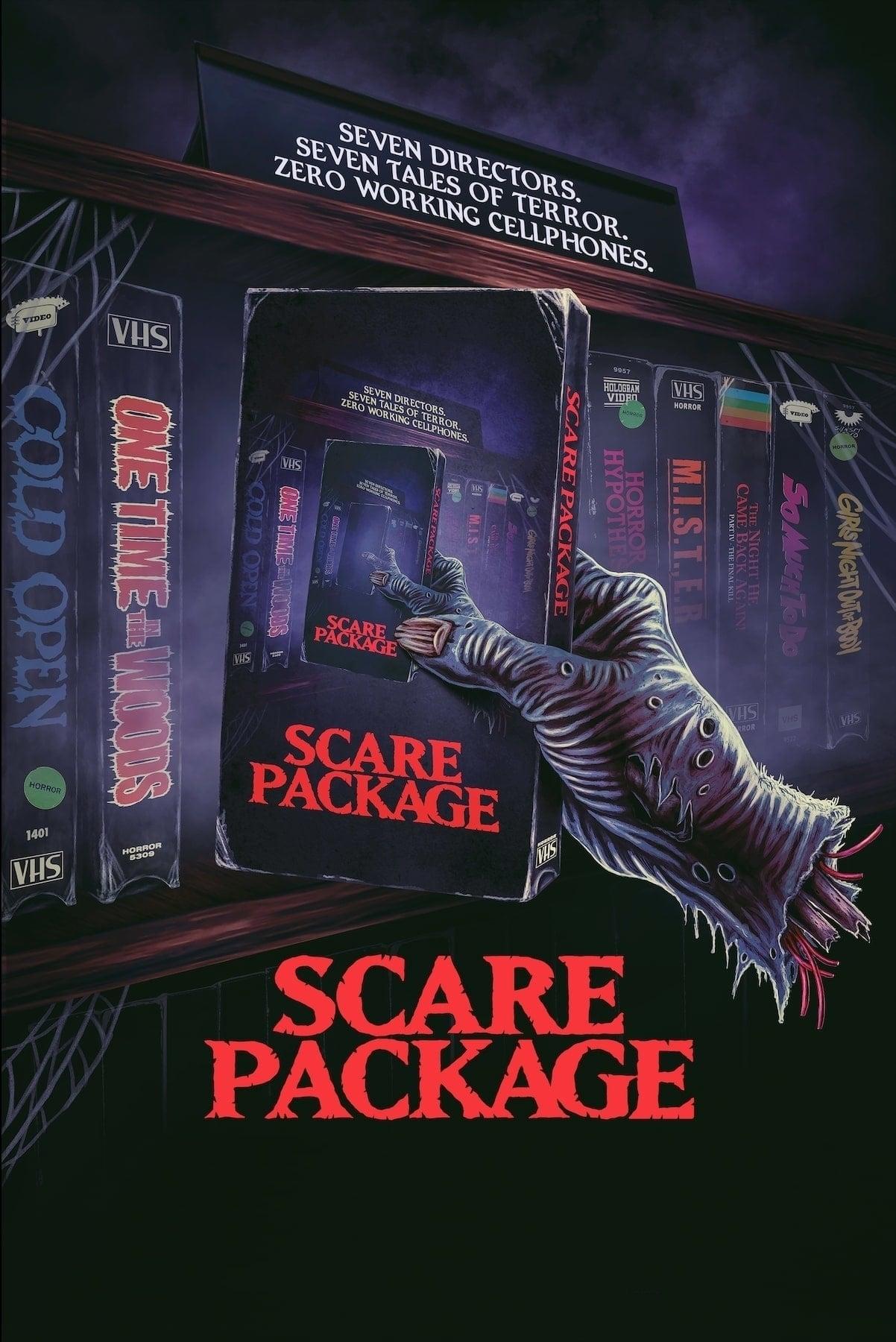 دانلود فیلم Scare Package 2019