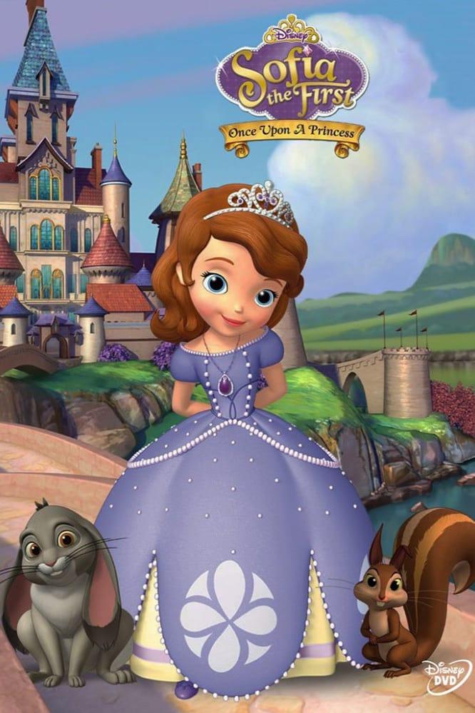 دانلود انیمیشن Sofia the First: Once Upon a Princess 2012 با دوبله فارسی