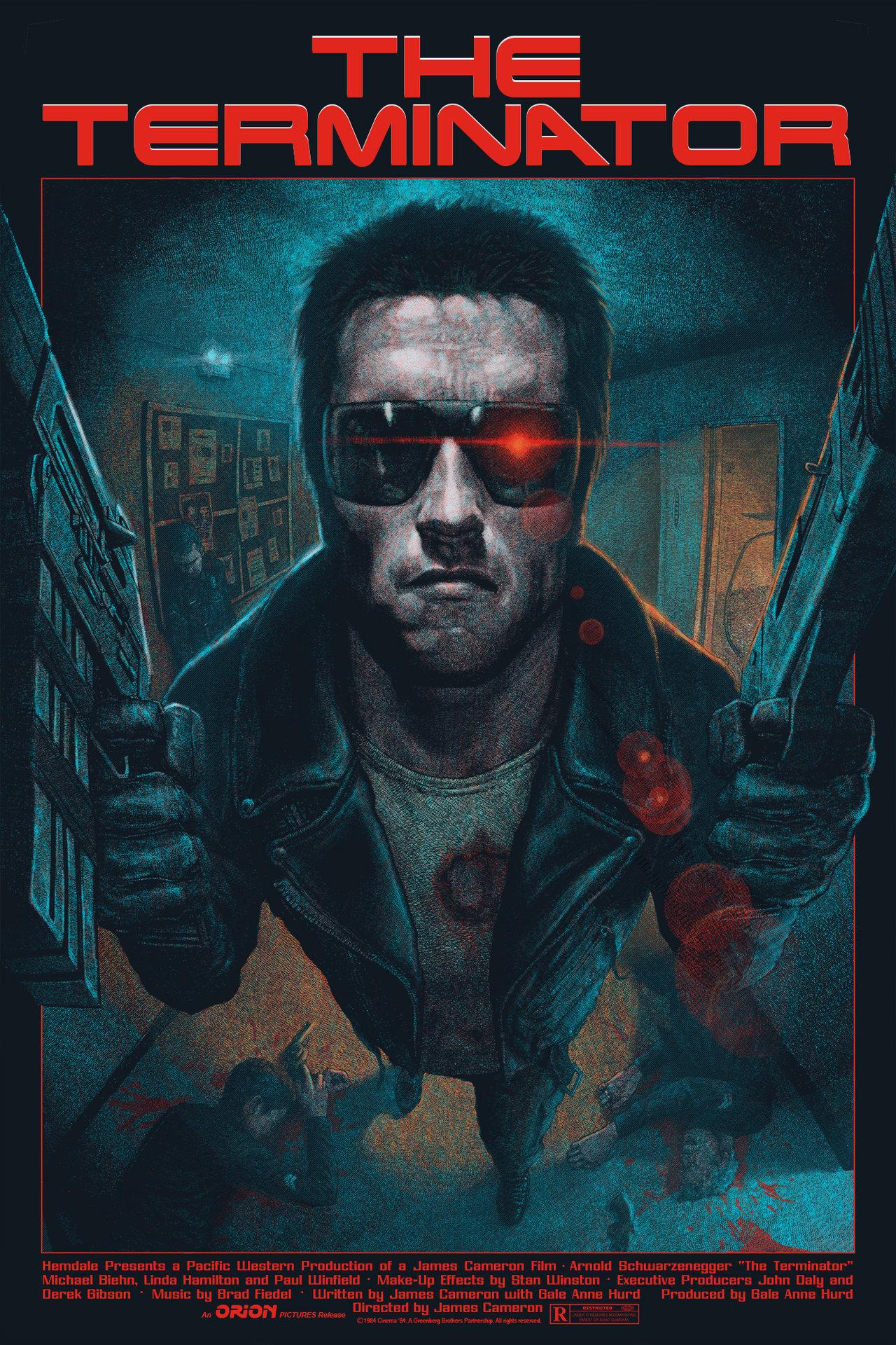 دانلود فیلم The Terminator 1984 با دوبله فارسی