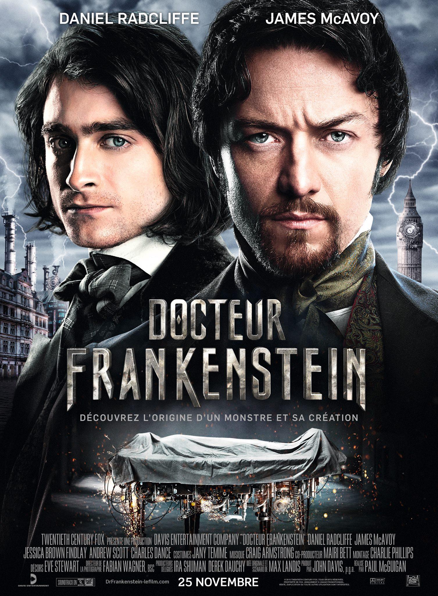 دانلود فیلم Victor Frankenstein 2015 با دوبله فارسی
