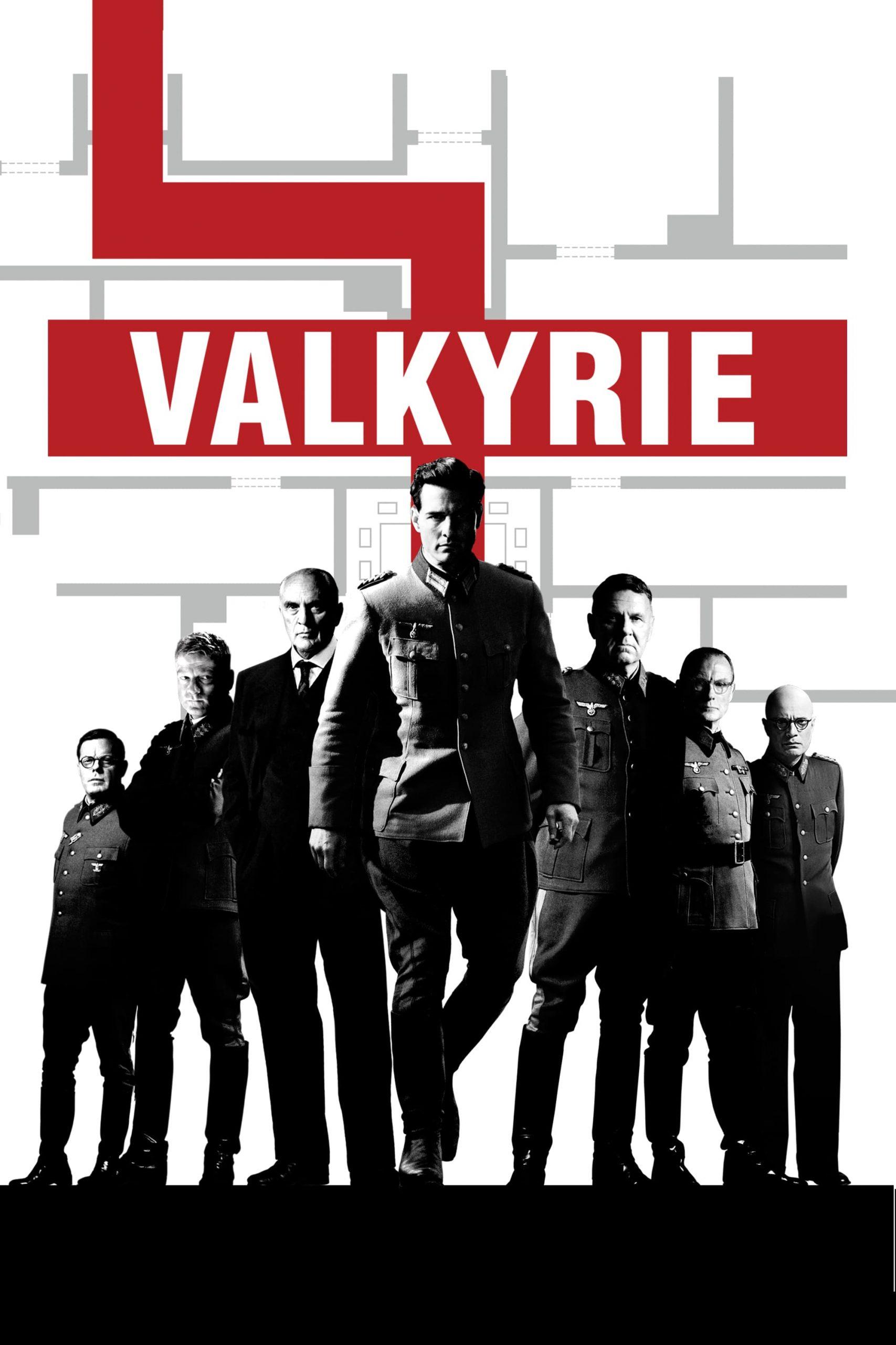 دانلود فیلم Valkyrie 2008 با دوبله فارسی