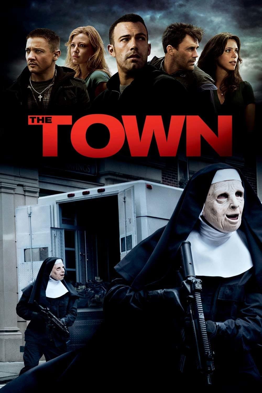 دانلود فیلم The Town 2010 با دوبله فارسی