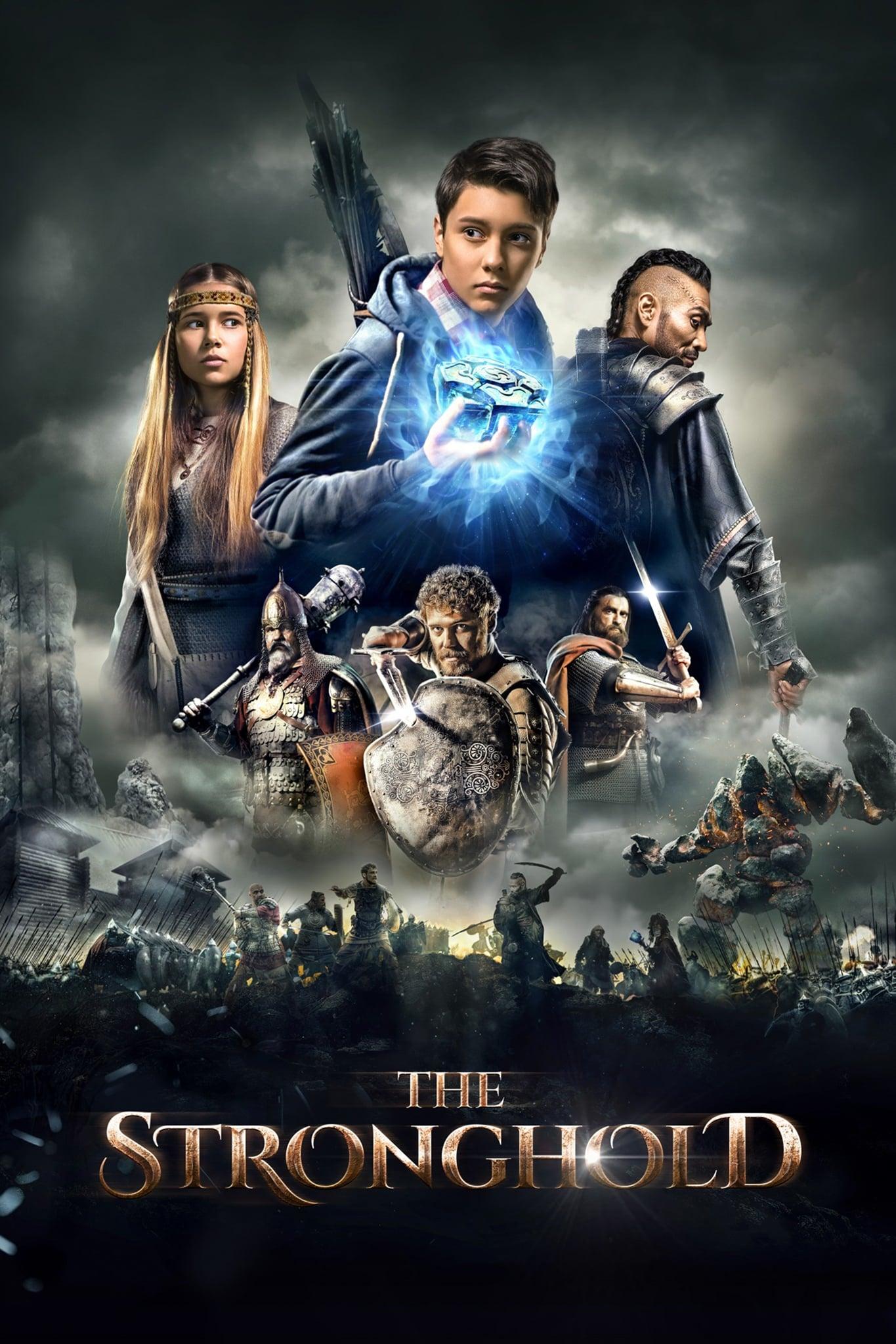 دانلود فیلم The Stronghold 2017 با دوبله فارسی