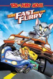 دانلود انیمیشن Tom and Jerry: The Fast and the Furry 2005 با دوبله فارسی