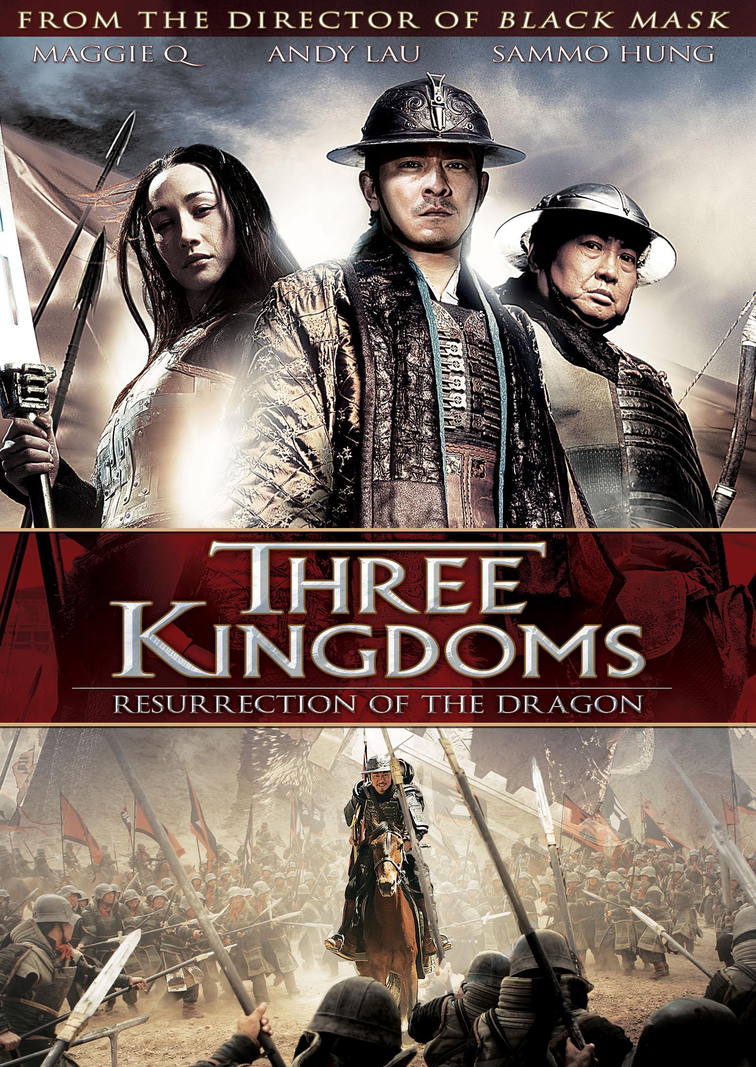 دانلود فیلم Three Kingdoms: Resurrection of the Dragon 2008 با دوبله فارسی