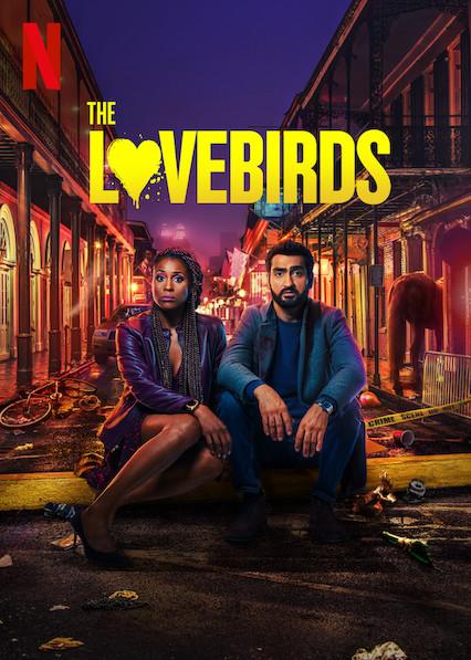 دانلود فیلمThe Lovebirds 2020 با دوبله فارسی
