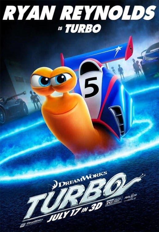 دانلود انیمیشن Turbo 2013 با دوبله فارسی