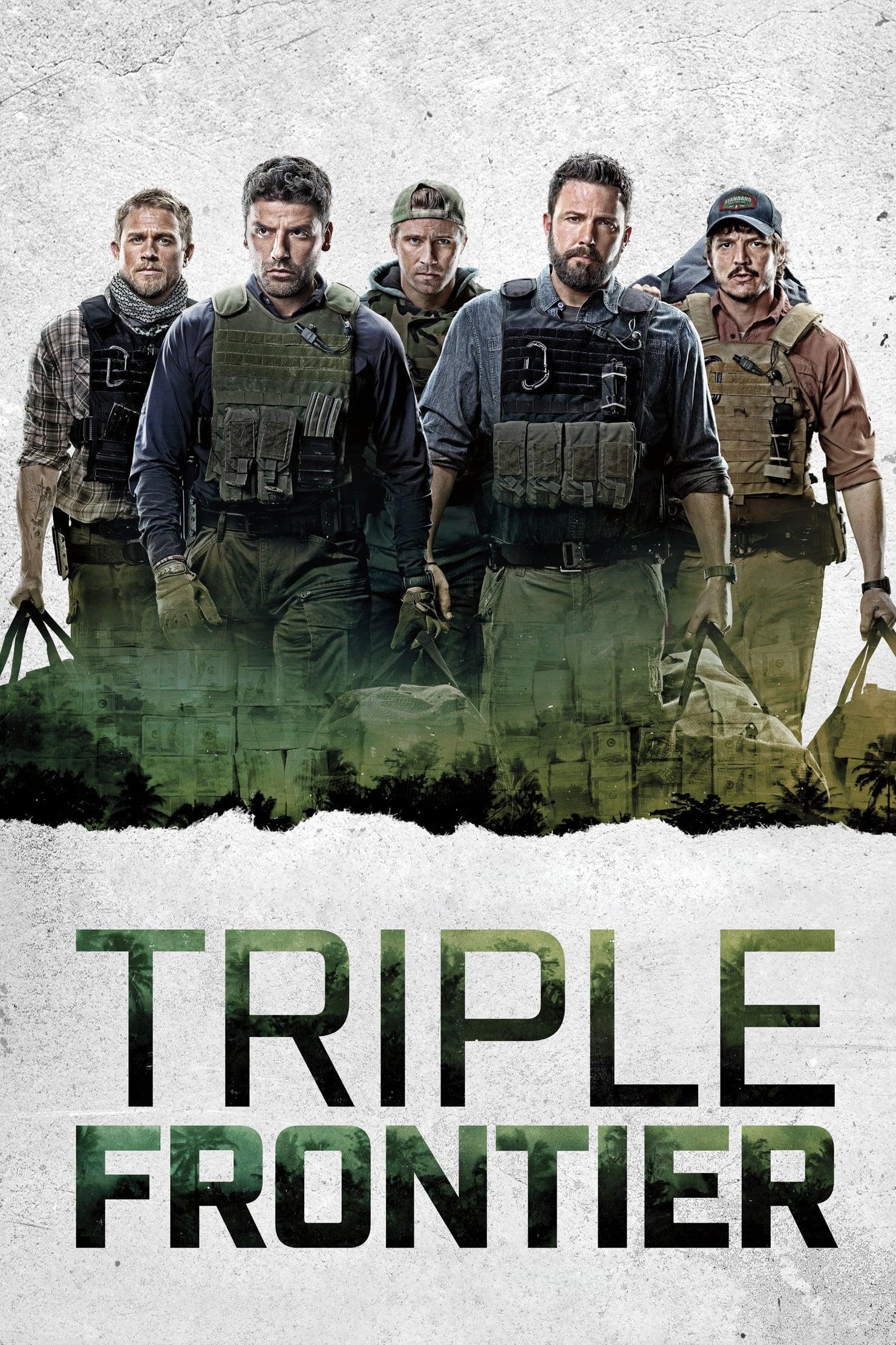دانلود فیلم Triple Frontier 2019 با دوبله فارسی