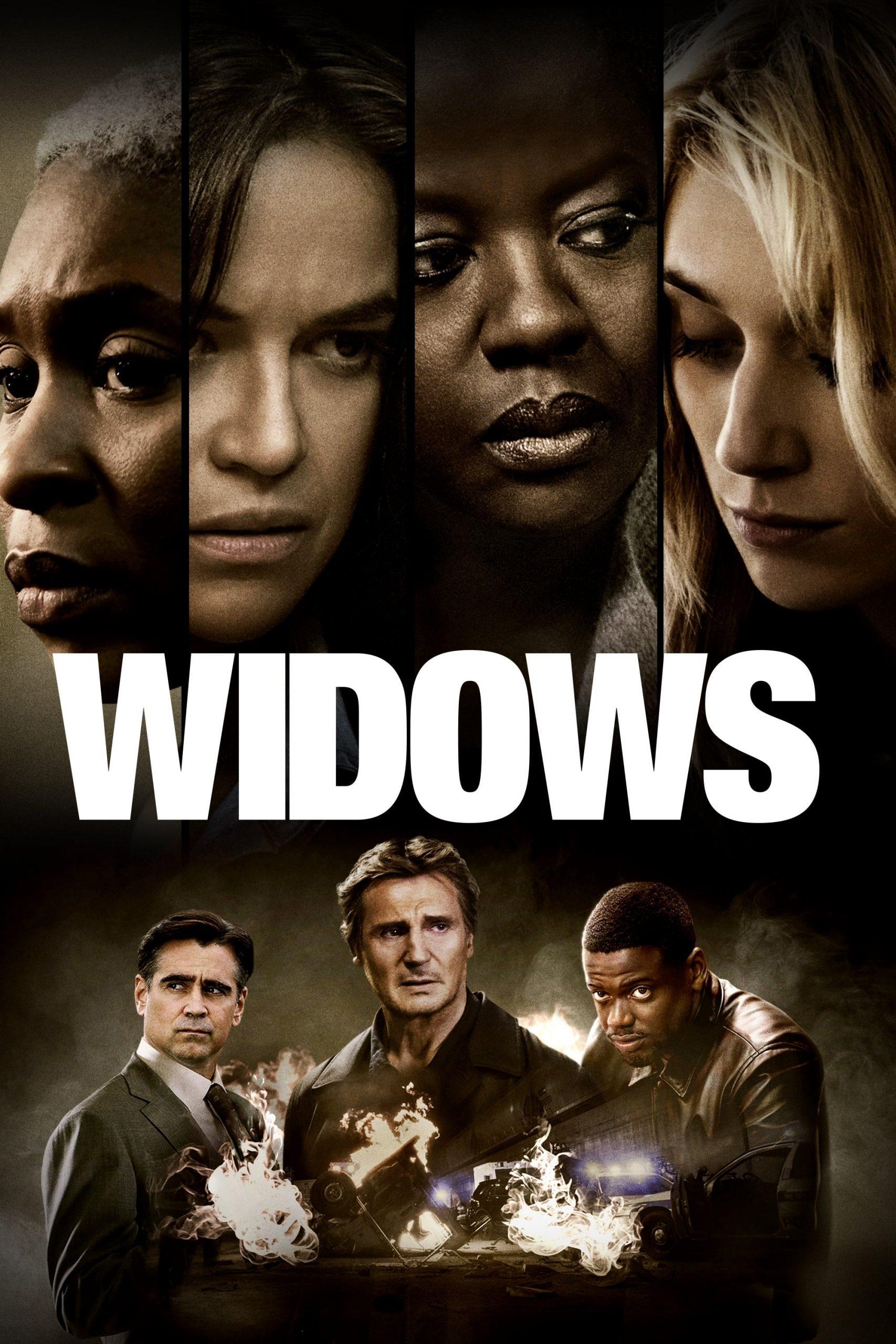 دانلود فیلم Widows 2018 با دوبله فارسی
