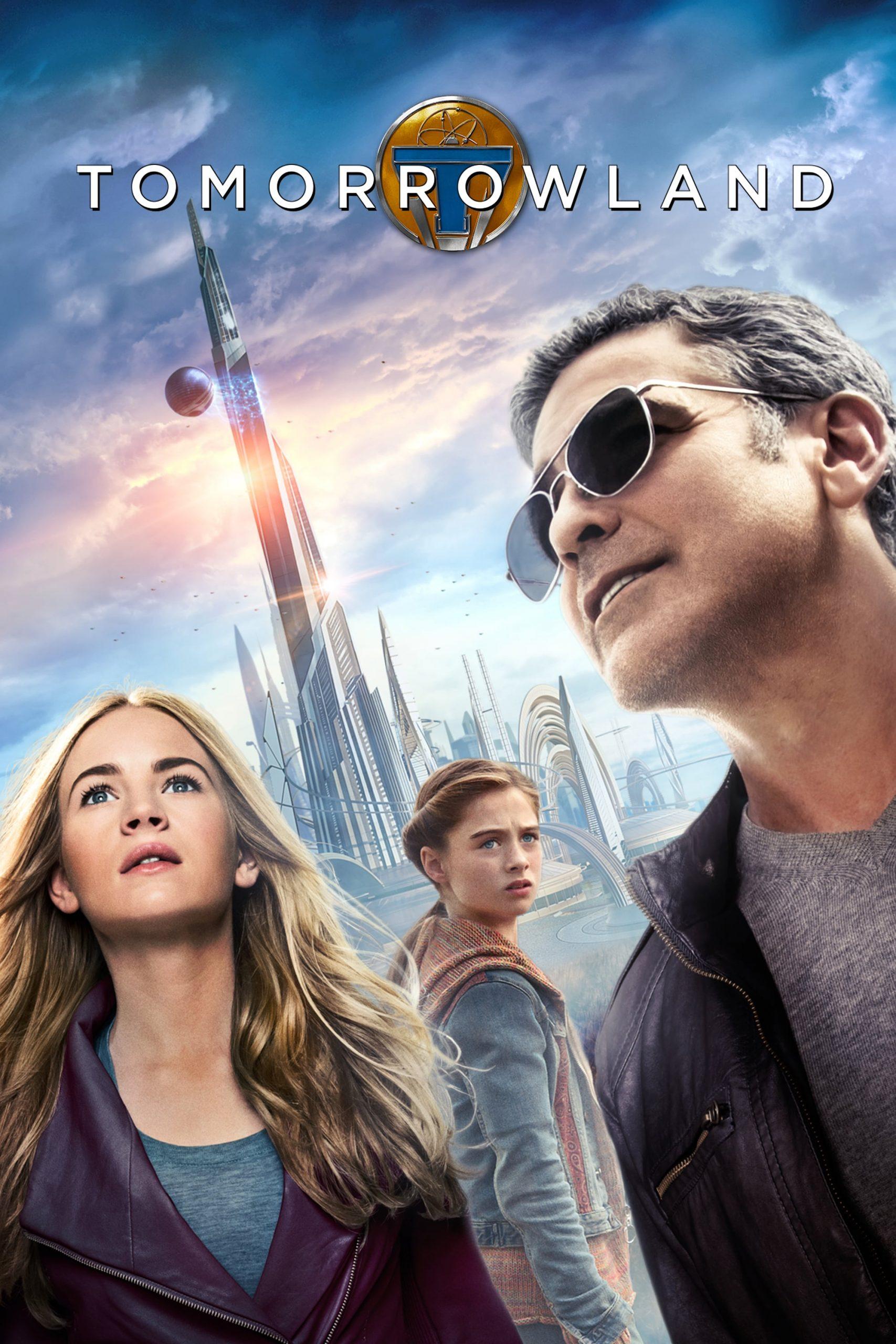 دانلود فیلم Tomorrowland 2015 با دوبله فارسی