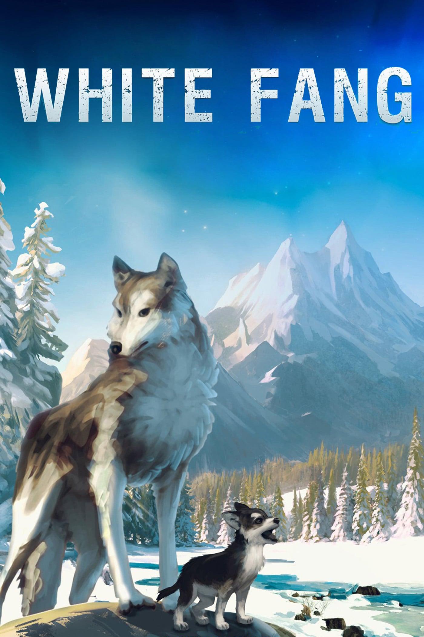 دانلود انیمیشن White Fang 2018 با دوبله فارسی