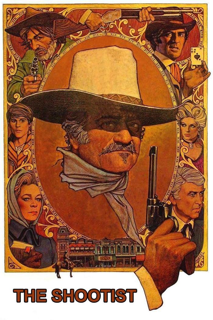 دانلود فیلم The Shootist 1976 با دوبله فارسی