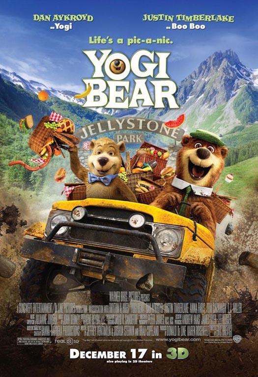 دانلود انیمیشن Yogi Bear 2010 با دوبله فارسی