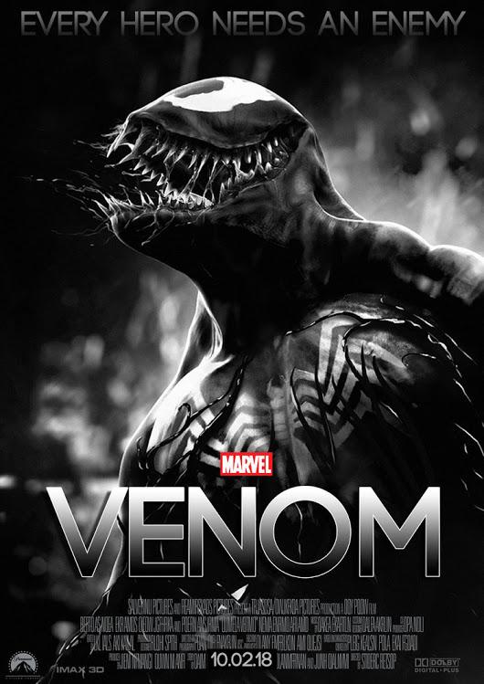 دانلود فیلم Venom 2018 با دوبله فارسی