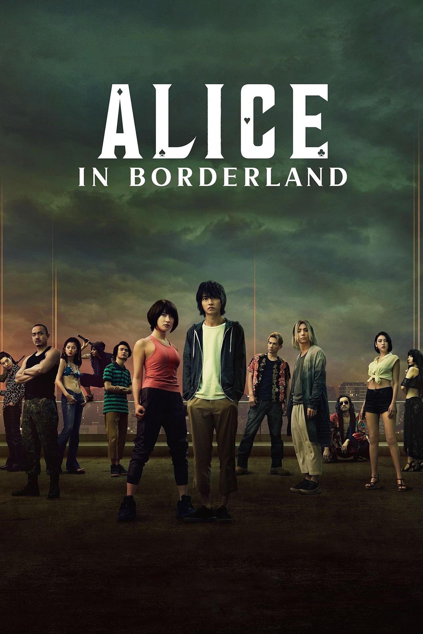 دانلود سریال Alice in Borderland