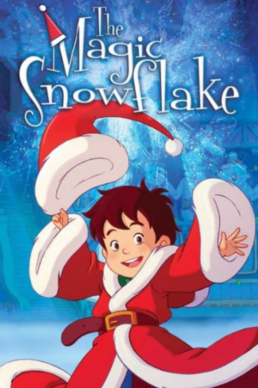 دانلود انیمیشنThe Magic Snowflake 2013 با دوبله فارسی