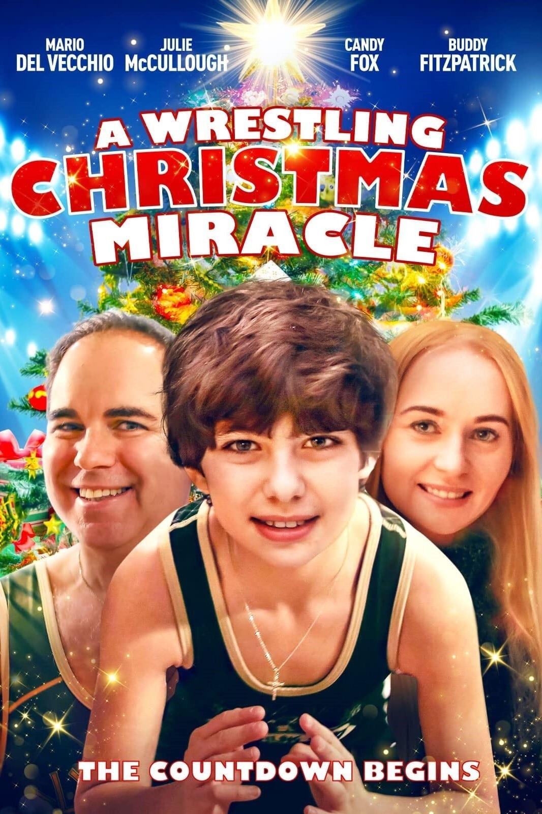 دانلود فیلم A Wrestling Christmas Miracle 2020