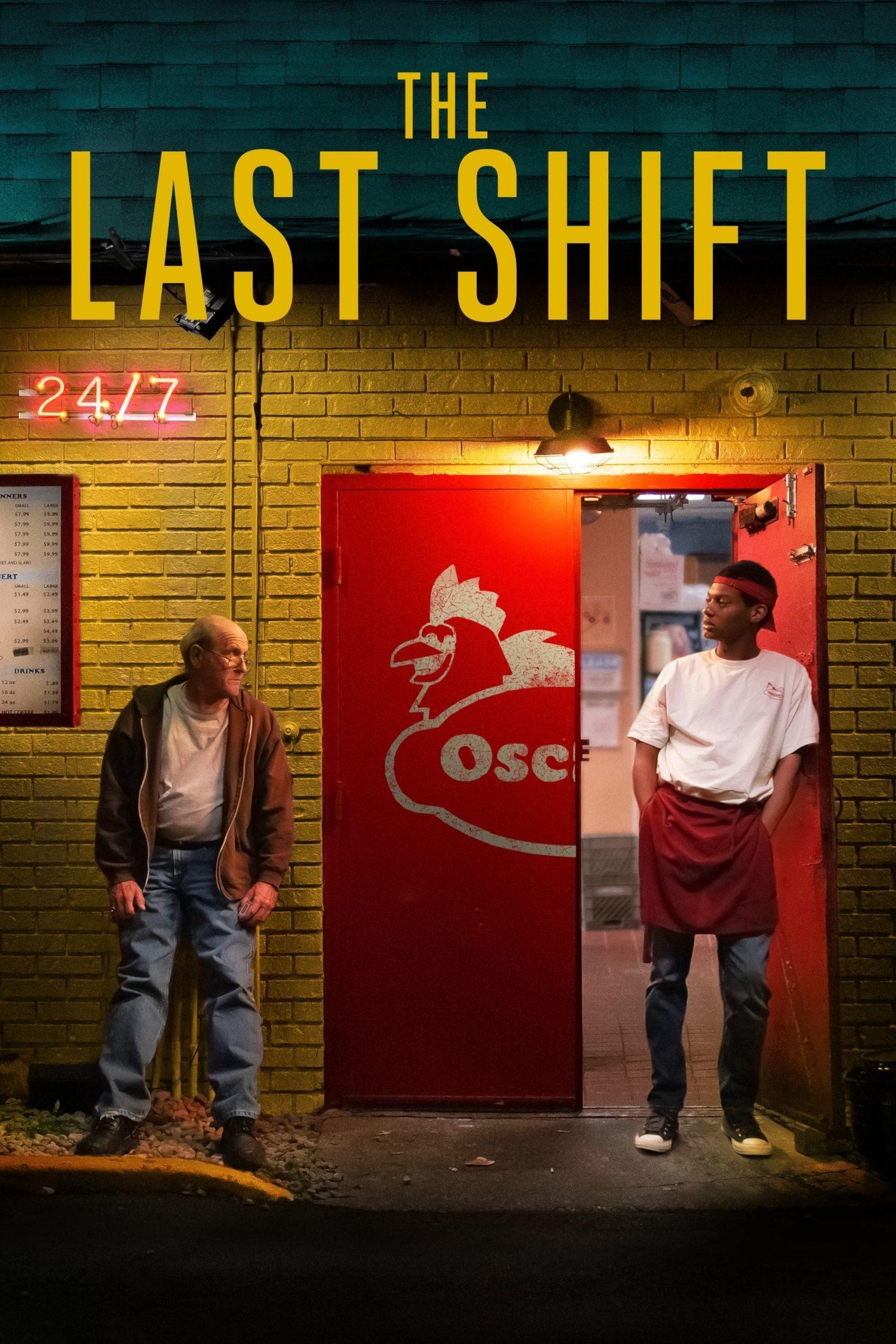دانلود فیلم The Last Shift 2020