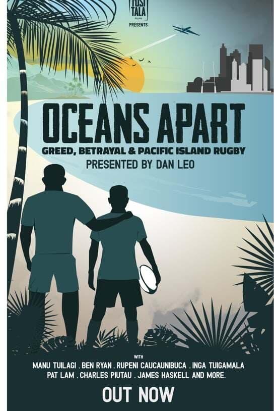 دانلود فیلم Oceans Apart: Greed Betrayal and Pacific Island Rugby 2020