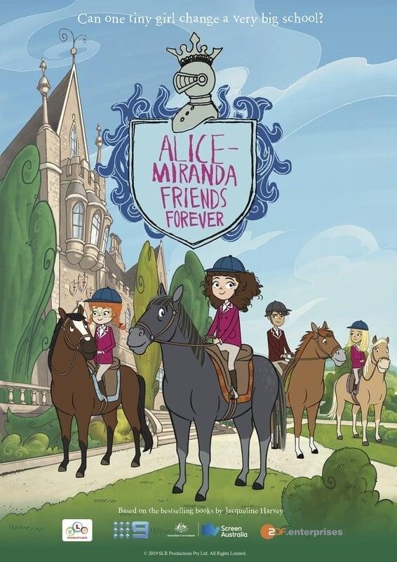 دانلود انیمیشن Alice-Miranda Friends Forever 2019