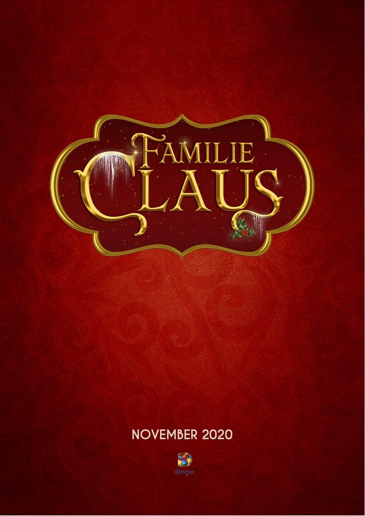 دانلود فیلم The Claus Family 2020
