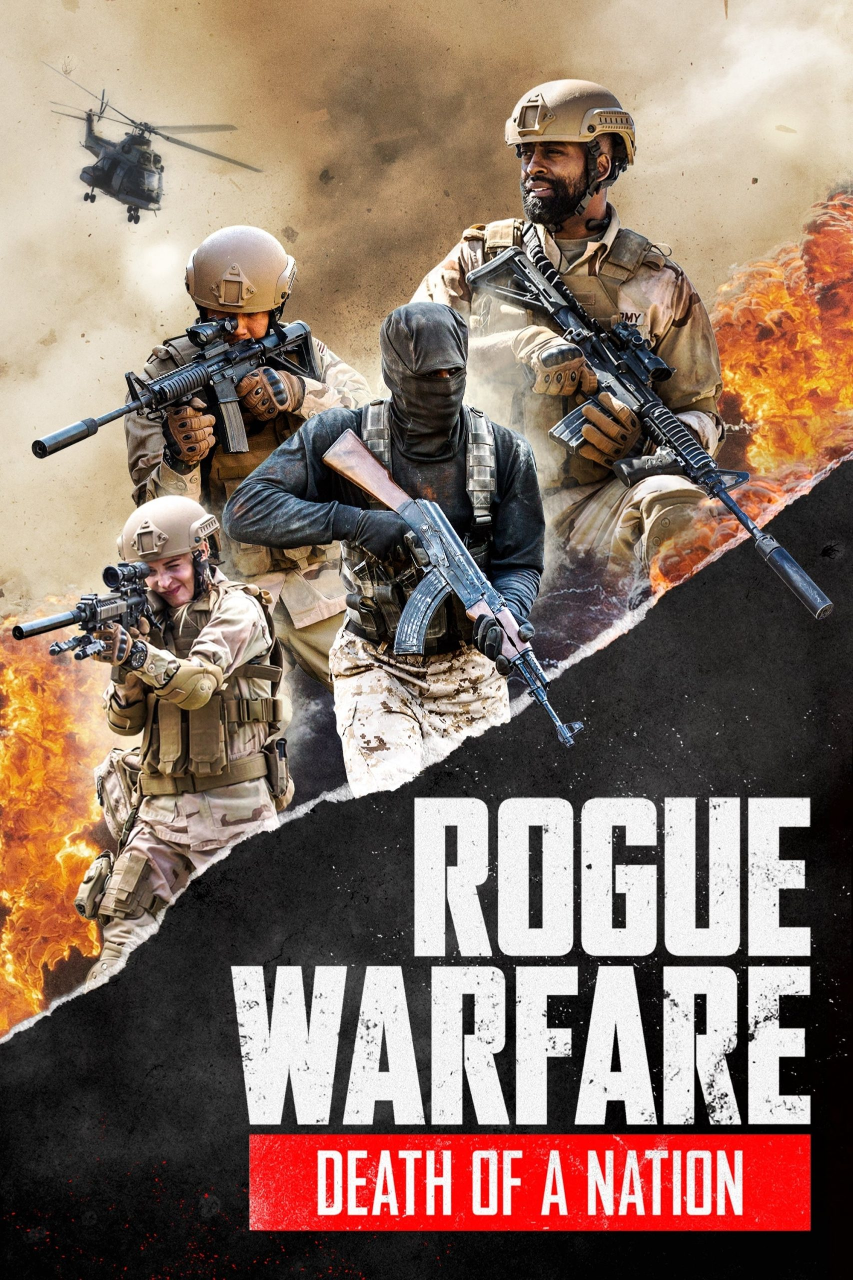 دانلود فیلم Rogue Warfare: Death of a Nation 2020