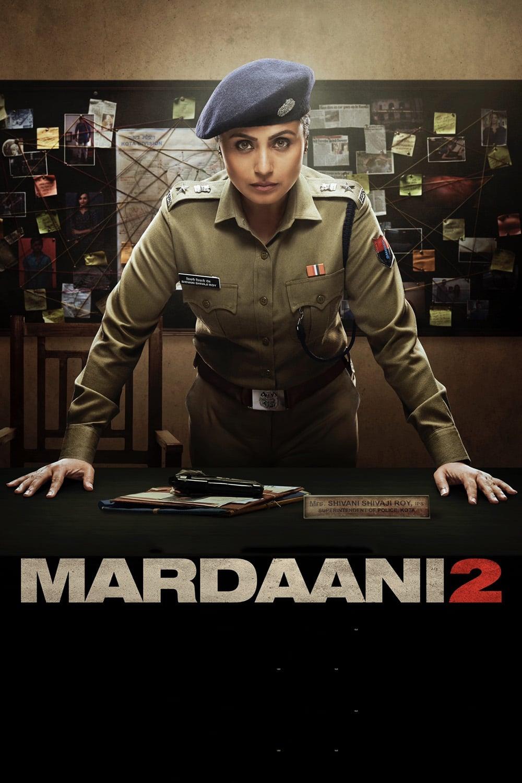 دانلود فیلمMardaani 2 2019 با دوبله فارسی