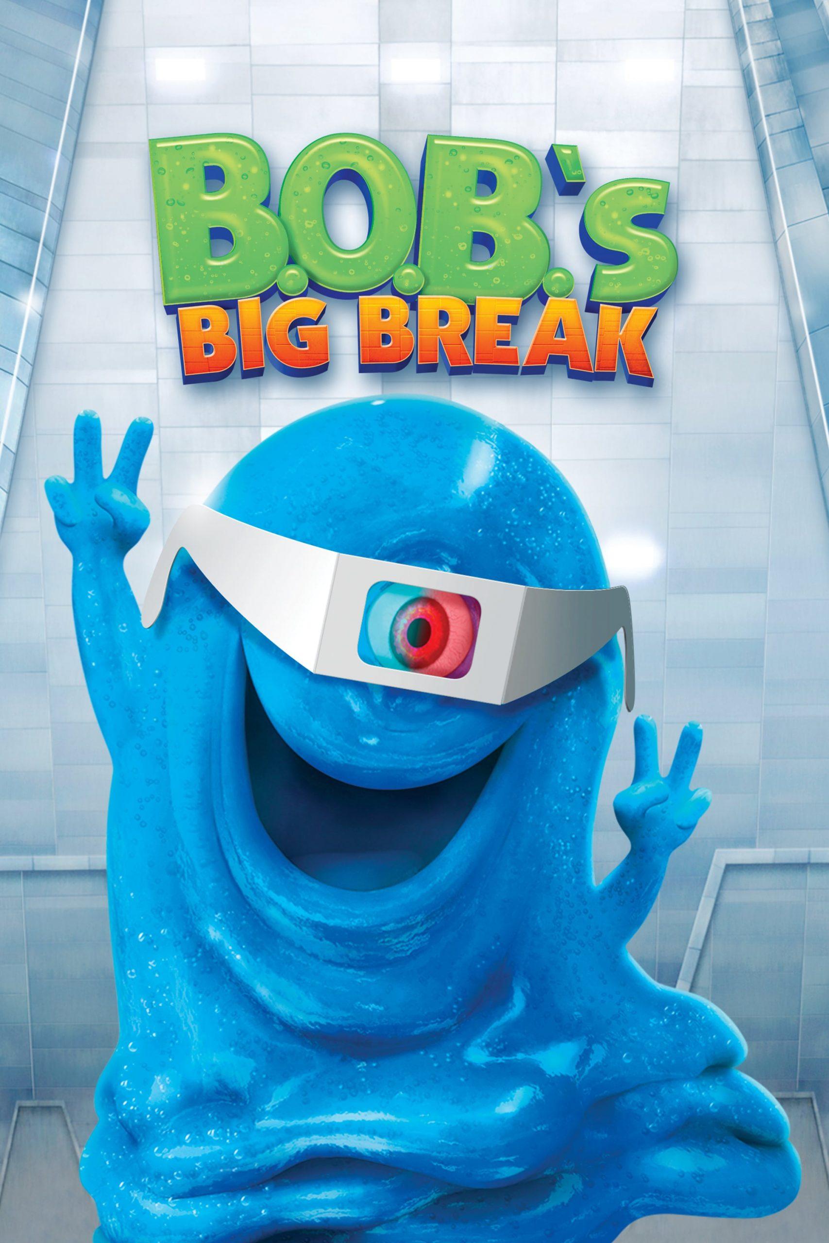 دانلود انیمیشن B.O.B.'s Big Break 2009