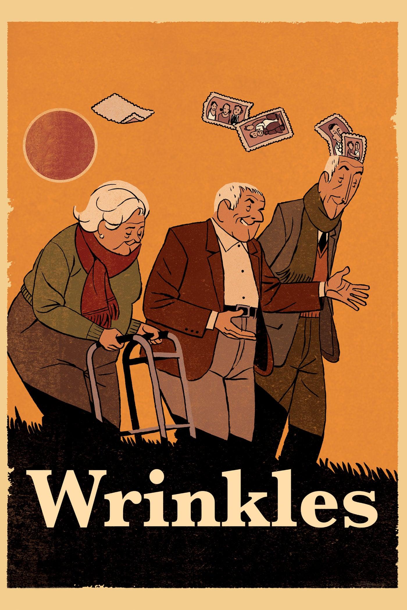 دانلود انیمیشن Wrinkles 2011