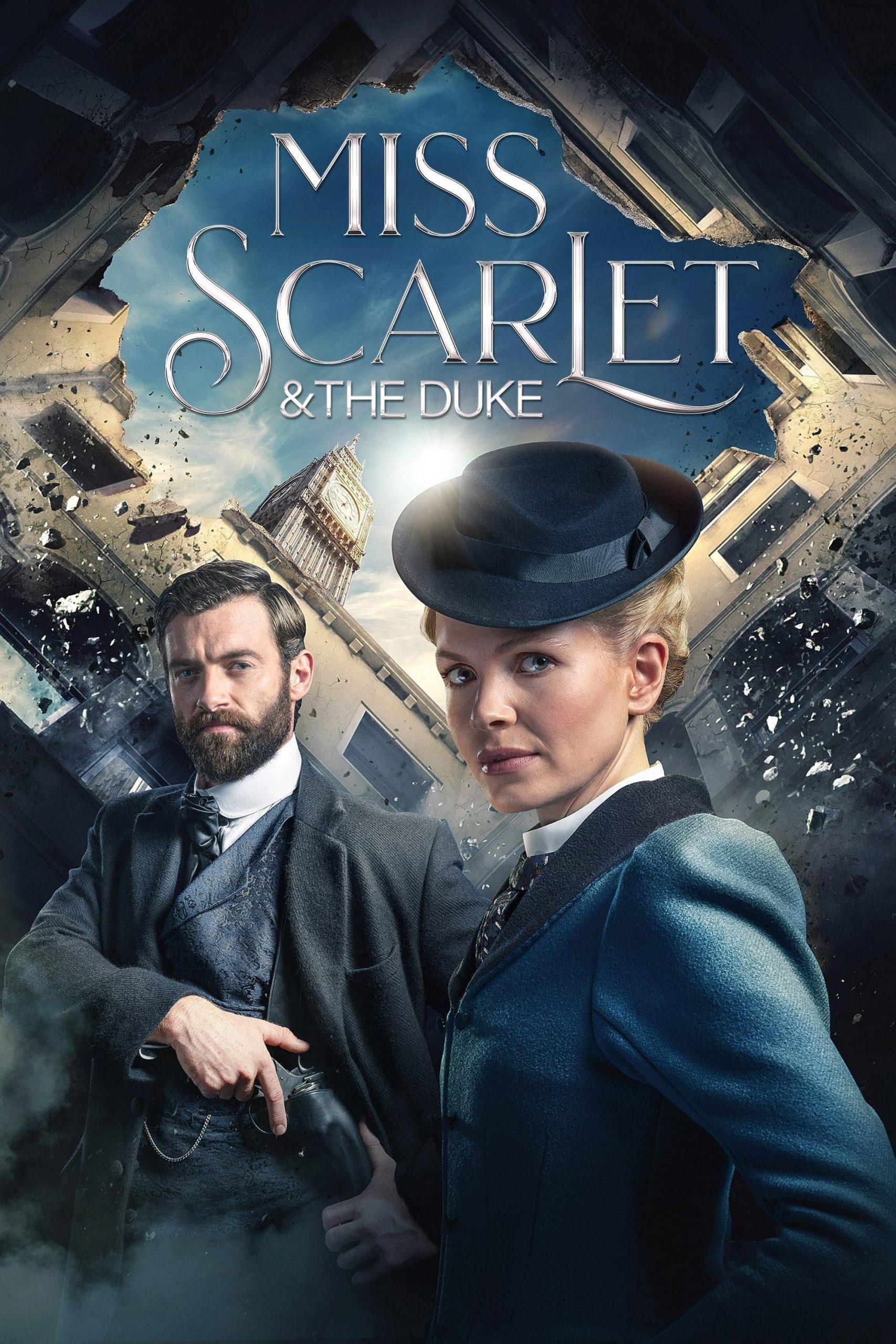 دانلود سریال Miss Scarlet & the Duke