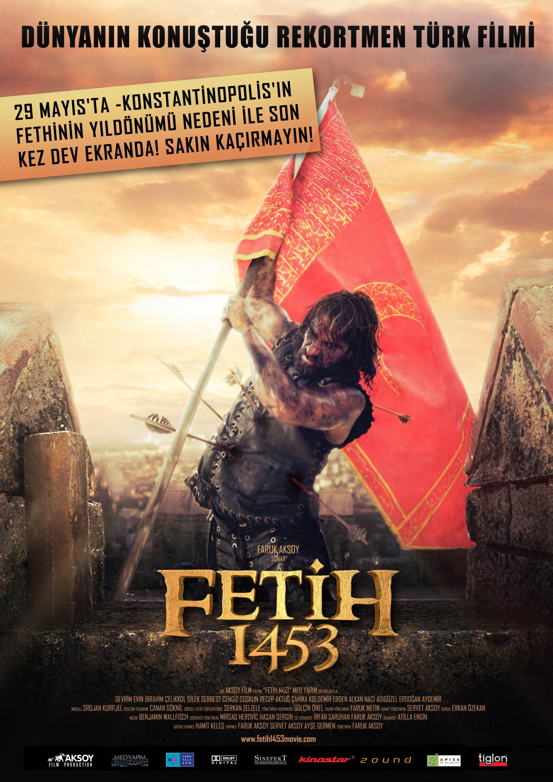 دانلود فیلم Conquest 1453 2012 با دوبله فارسی