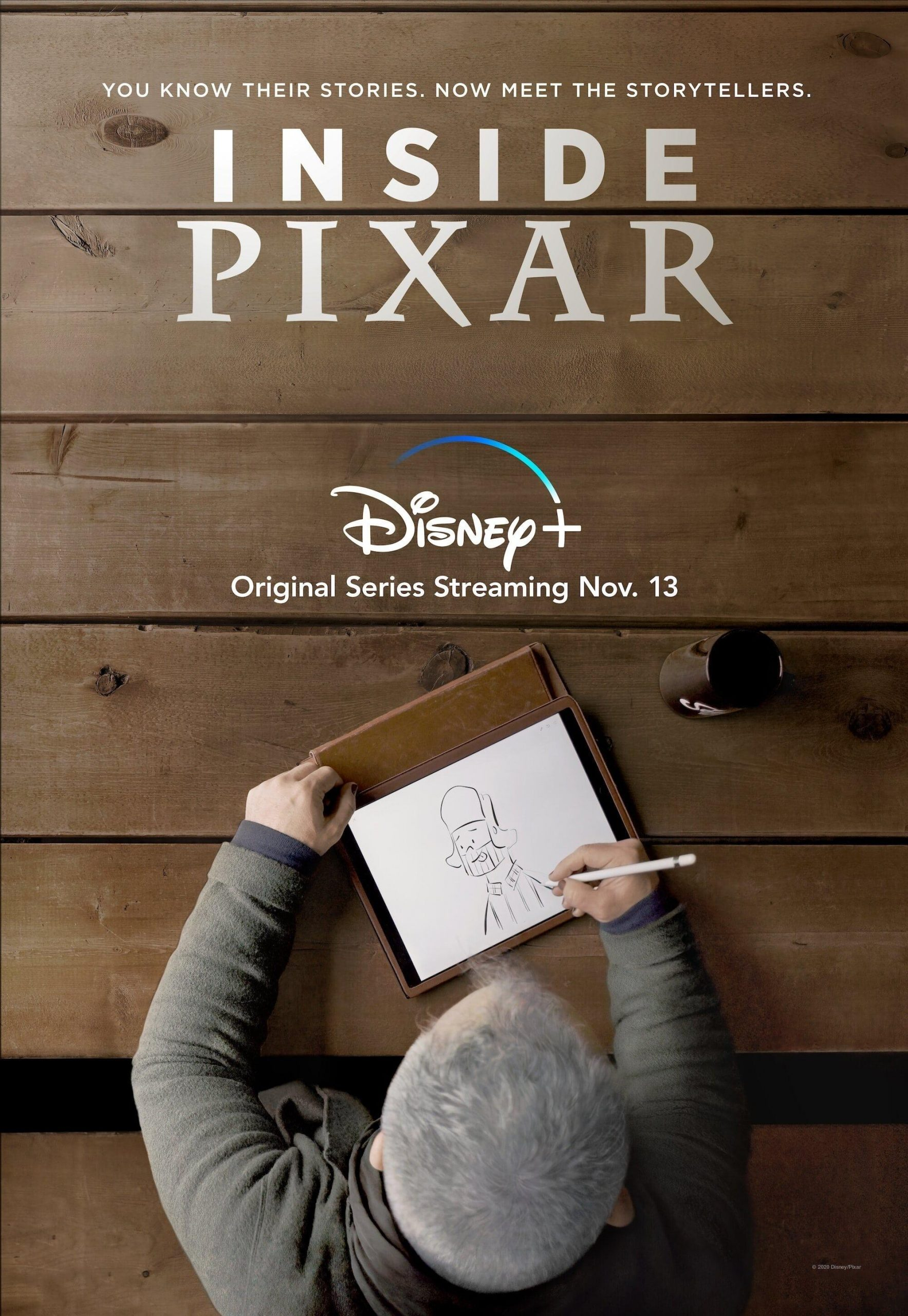 دانلود سریال Inside Pixar