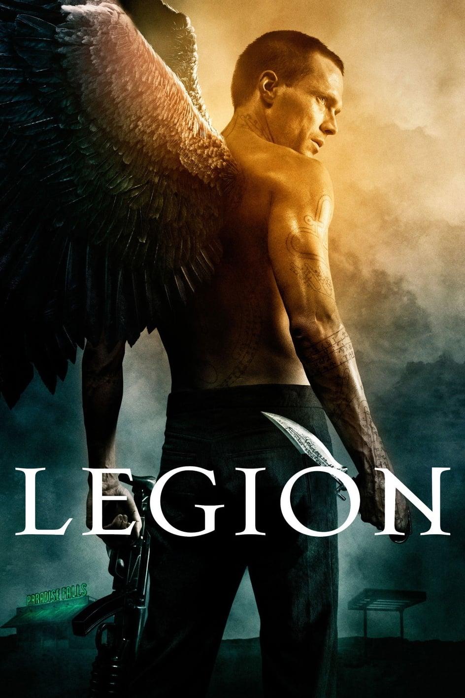 دانلود فیلم Legion 2010
