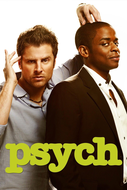 دانلود سریال Psych